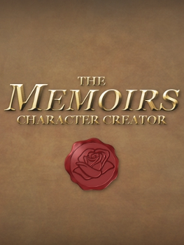 The Memoirs Character Creator